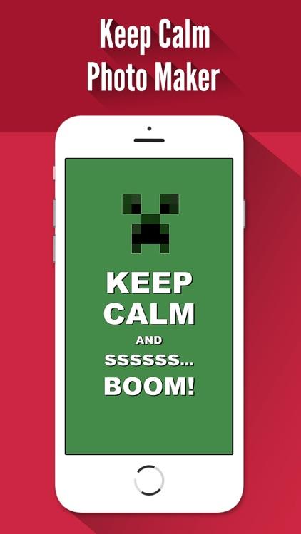 Keep Calm Creator,Poster Maker
