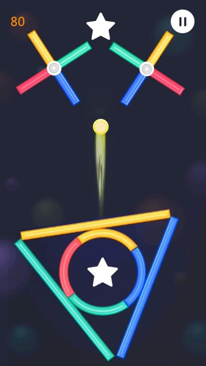 球球跳跳跳 - 欢乐小游戏 screenshot-5