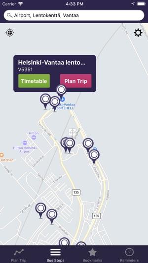 Ontimely Hsl Helsinki Uusim On The App Store