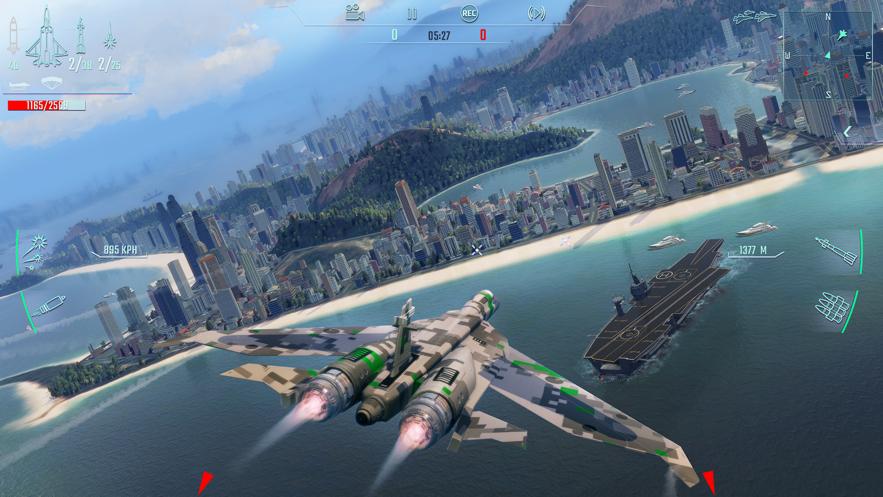 Sky Gamblers - Infinite Jets App 截图