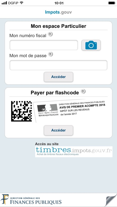 download Impots.gouv apps 3