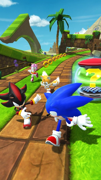 Sonic Forces: Speed Battle screenshot-0