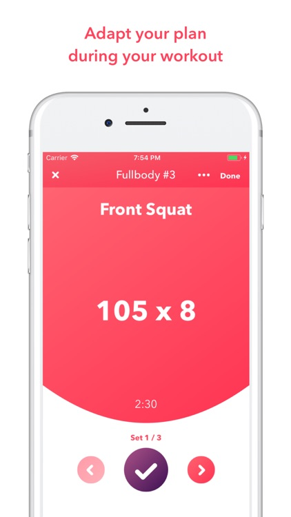Poisonous - Workout Tracker screenshot-3