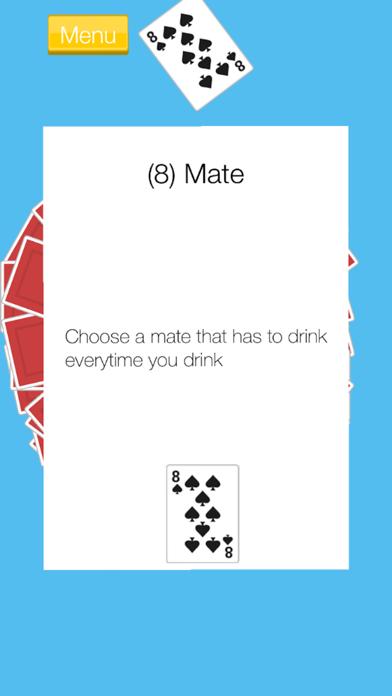 Ring of Fire - Drinking Game screenshot three