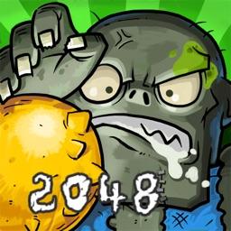 Zombie Evolution 2048