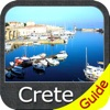 Crete (Greece) charts GPS offline maps Navigator