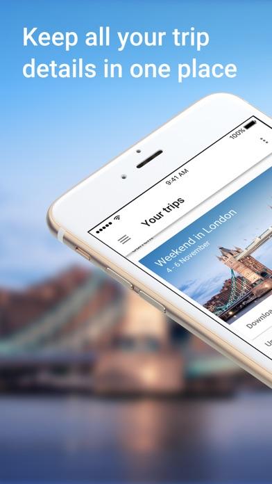 Screenshot 0 for Google Flights's iPhone app'