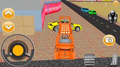 シティ 車 リフター パーキング ゲームのおすすめ画像3