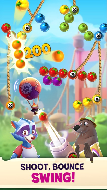 Bubble Island 2: Fruit Shooter
