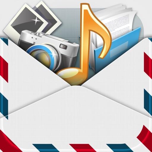 Multi-Attach Mail - Multiple @