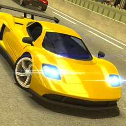 Traffic Sport Car Driving Sim
