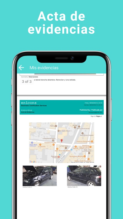 iEvidencias screenshot-5