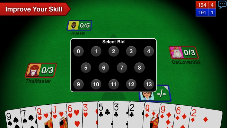 Spades++ screenshot-2