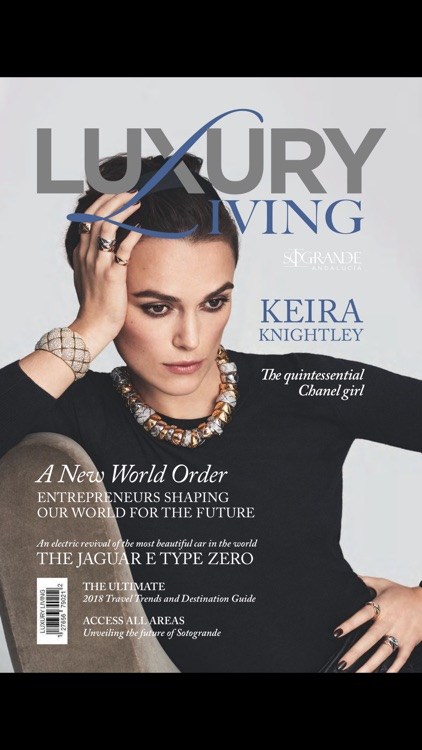 Luxury Living (Magazine)