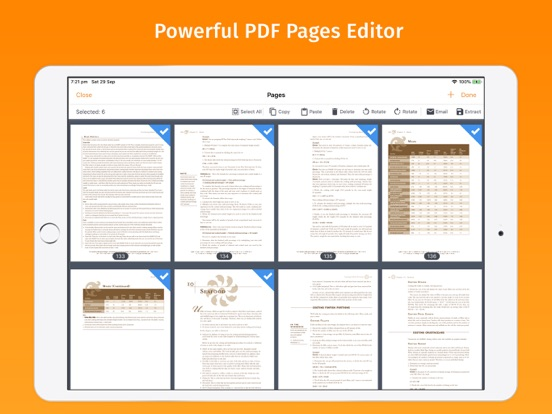 Screenshot #3 for PDF Max Pro - #1 PDF app!