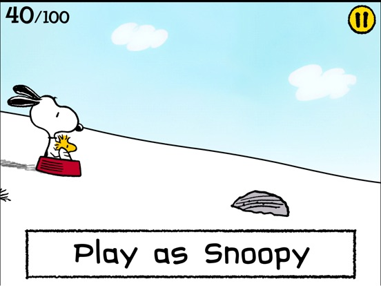 What's Up, Snoopy? tablet App screenshot 2