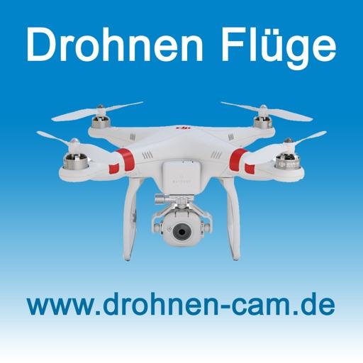 Drohnen Flug Sachsen