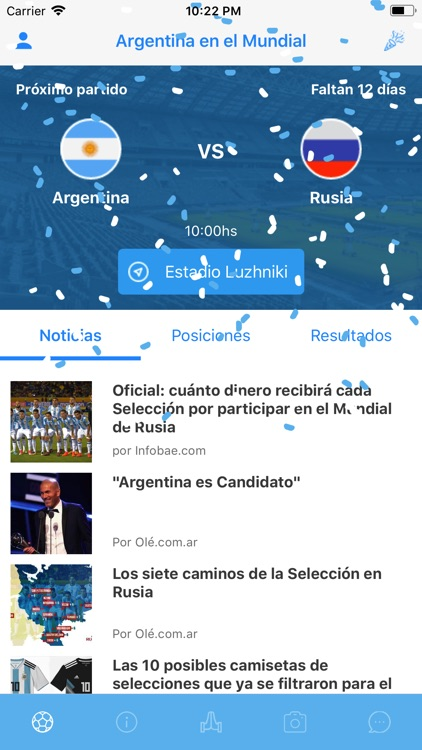 Argentina Al Mundial