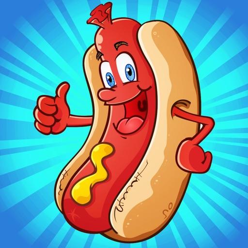 Jumping Hotdog