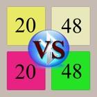 2048 vs 2048 icon