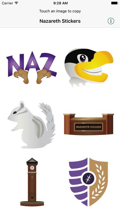 Nazareth Sticker App