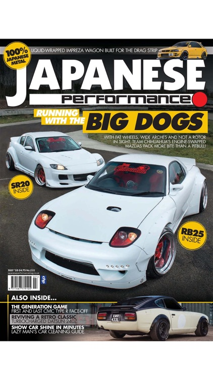 Japanese Performance Magazine