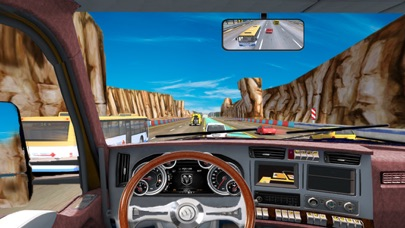 Real Truck Driver In Highway screenshot 2