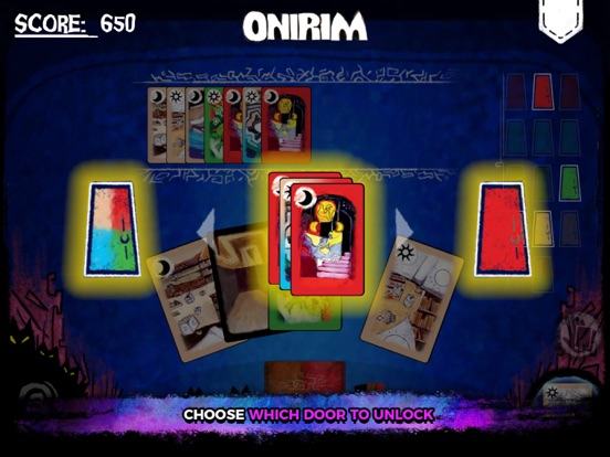 Screenshot #4 for Onirim - Solitaire Card Game