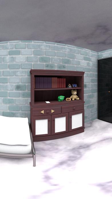脱出ゲーム:The hole2 -石造りの部屋からの脱出- - 窓用