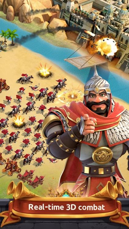 أساطير العرب - Doom Dunes screenshot-0