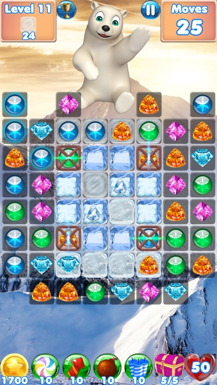 Winter Games - Christmas Games screenshot-1
