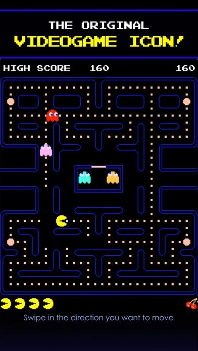 PAC-MAN Screenshots