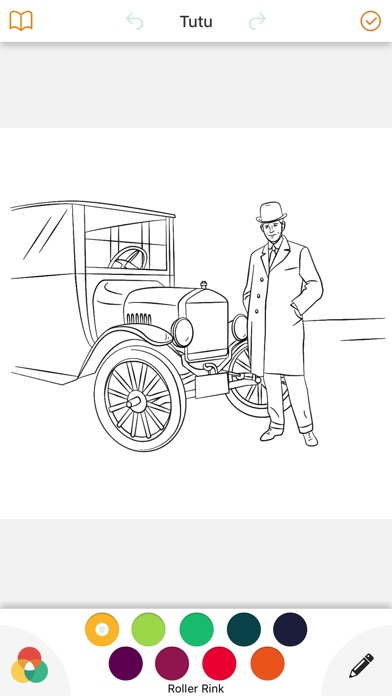 Screenshot 7 For Cars Coloring Book Game