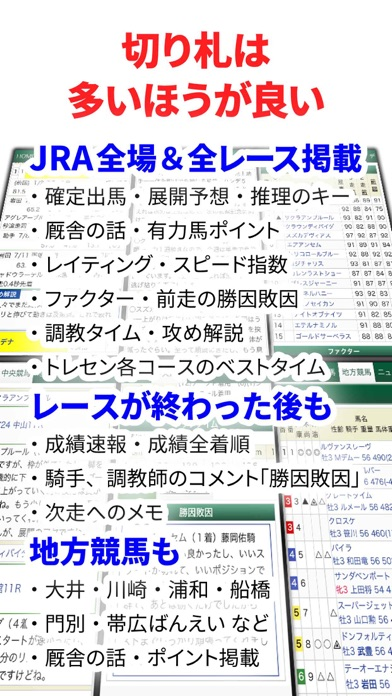 競馬ブックSmart ScreenShot4
