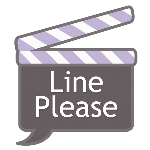 Line Please - Acting Tool to Learn Lines iOS App