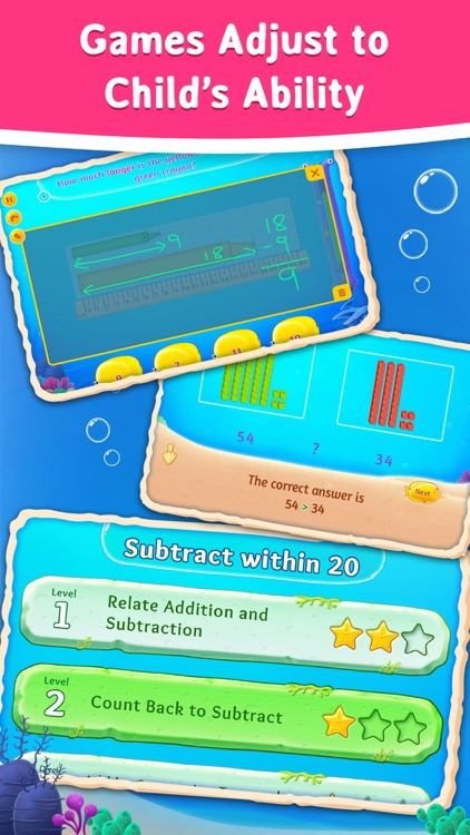2nd Grade Math Learning Games screenshot-3