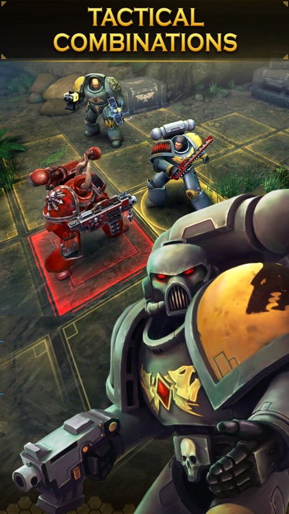 Warhammer 40,000: Space Wolf screenshot-2