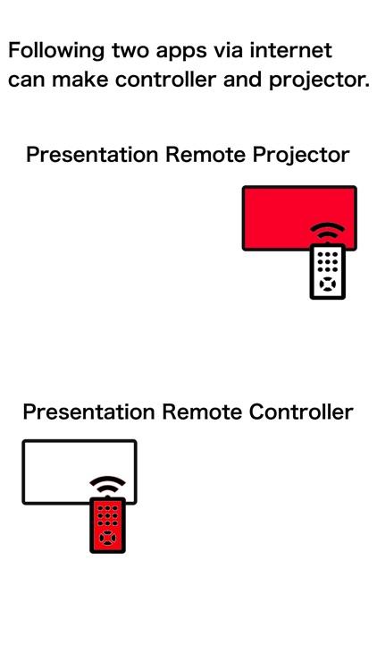 Presentation Remote Projector screenshot-4
