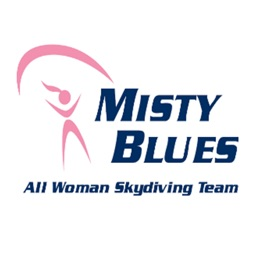 Misty Blues All Woman Skydiving Team