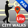Paris Map and Walks