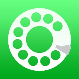 Dial Plate - Rotary Dialer for the iPhone