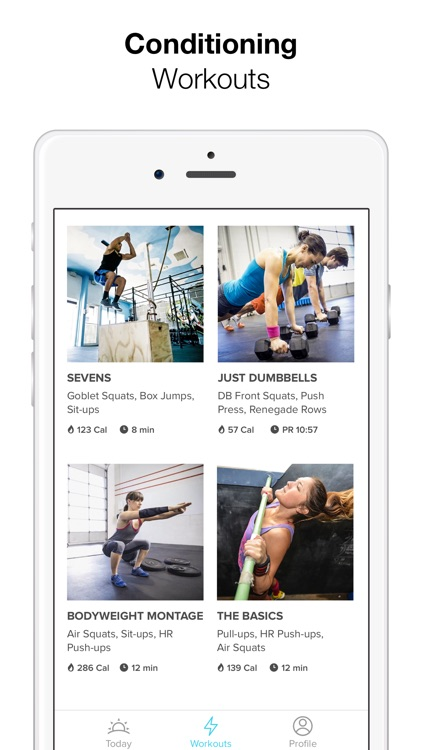 Keelo - Strength HIIT Workouts screenshot-4