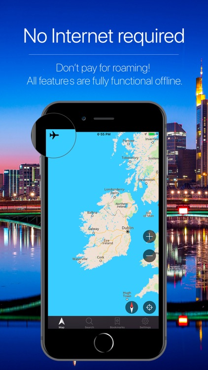 Ireland Offline Navigation screenshot-0