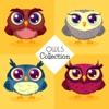 Cute Owl Emojis