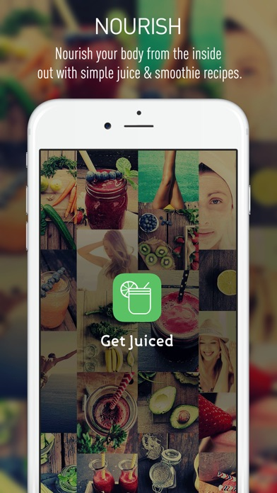 Screenshot for Get Juiced in Spain App Store