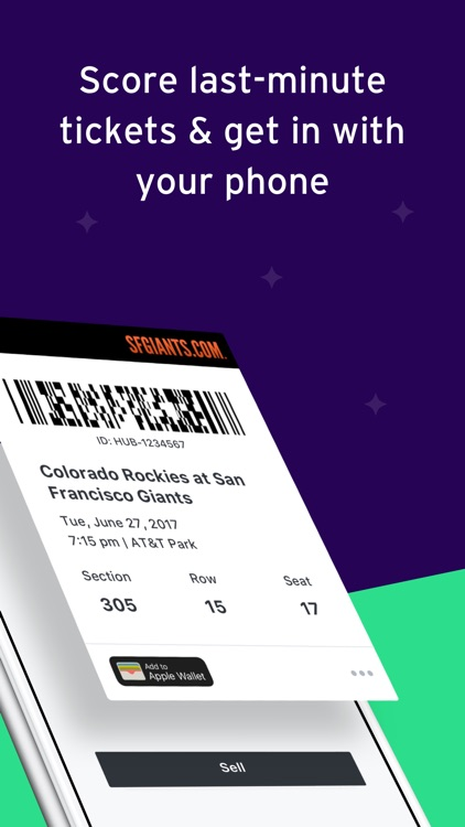 StubHub - Tickets to Sports, Concerts & Theatre screenshot-2