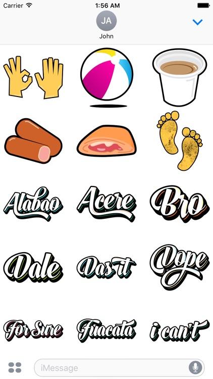 Miami Sticker Pack