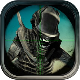Alien Sniper - shoot to kill