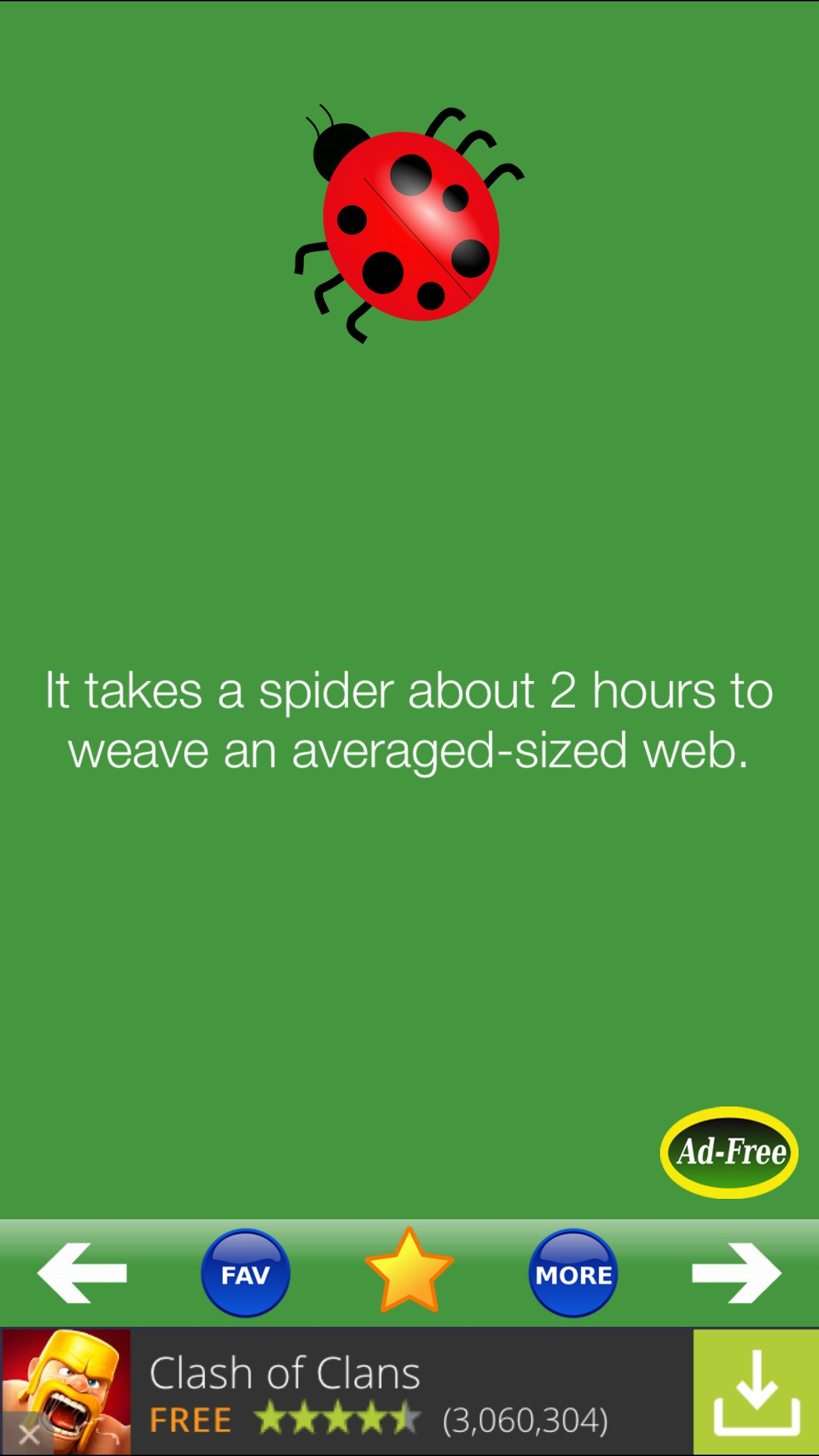 Weird Facts 1000! Cool & True! Screenshot