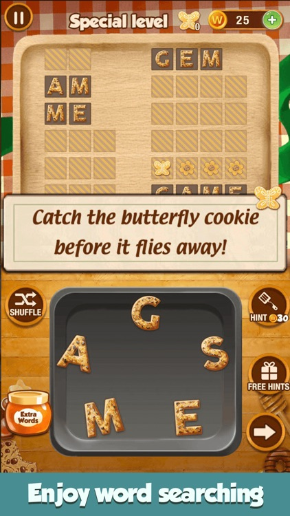Word Sweet-Connect Words Game screenshot-3